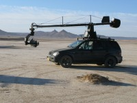 Morocco: making of an audiovisual production in the desert