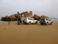 Advertising location staging in North Africa