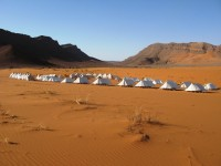 Exclusive tented camp - Travel incentive in Morocco