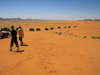 Incentive Programs: excursion in the Sahara desert