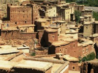 Discovering Morocco: visit to a typical village